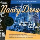 Nancy Drew Message In Haunted Mansion PC-CD Mystery Adventure Win XP