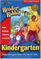 Reader Rabbit Kindergarten 2CD Boxed Set