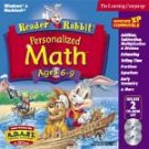Reader Rabbit Math (2-CD Set) Ages 6-9
