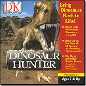 Dinosaur Hunter Ver 2.1 Education Ages 7+ Vista - 25227