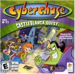 Cyperchase Castleblanca Quest PC Game Adventure Age 8-11