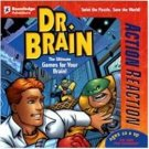 Dr Brain Action Reaction PC Game Adventure Puzzle Ages 10+