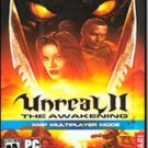 Unreal II: The Awakening XMP Special Edition PC Game Action Rated M - 43139