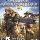 Marine Sharpshooter 3 PC Game Elite Spotter Win XP - 42867