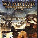 Full Spectrum Warrior Ten Hammers PC Game Win XP - 35218
