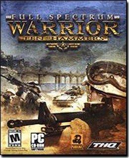 Full Spectrum Warrior Ten Hammers PC Game Win XP - 35218