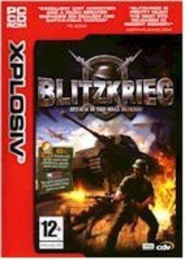 Blitzkrieg PC-CD RTS WWII Win XP