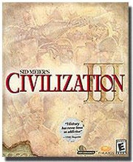 Sid Meiers Civilization III PC-CD Building Sim Win XP/Vista - 26539