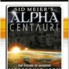 Alpha Centauri Sid Meiers PC-CD Strategy WinXP/Vista