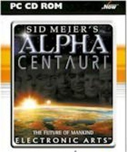 Alpha Centauri Sid Meiers PC-CD Strategy WinXP/Vista