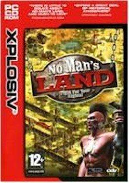 No Mans Land PC-CD 3D RTS WinXP