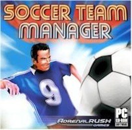 Soccer Team Manager PC-CD Win XP
