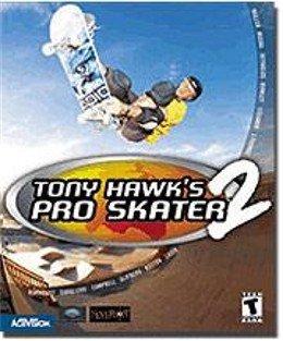 Tony Hawks Pro Skater 2 PC-CD Sports Skateboard Win 98/Me -33935