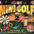 Mini Golf Master 2 PC-CD Sports Win 2000/XP - 37119