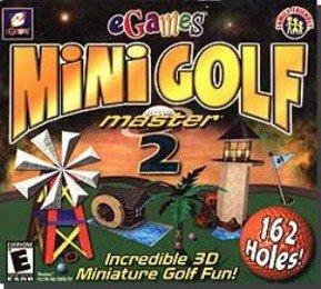 Mini Golf Master 2 PC-CD Sports Win 2000/XP - 37119