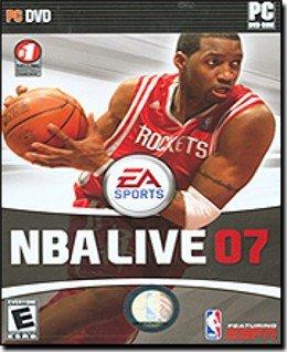 NBA Live 07 EA Sports PC-DVD Win XP - 36217