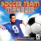 Soccer Team Manager Sports Sim PC-CD Win XP/Vista - 35273