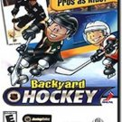 Backyard Hockey PC-CD Sports Win XP/Vista - 32425