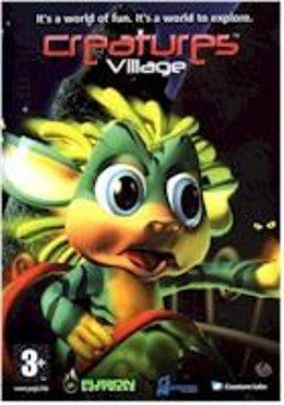 Creatures Village PC Game Simulation (56-0320)