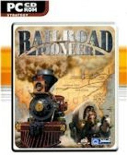 Railroad Pioneer PC-CD WinXP/Vista
