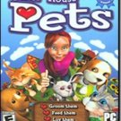 I Luv House Pets PC Game Virtual Pet Simulation Rated E (Vista) - 38969