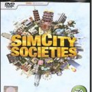 SimCity Societies DVD PC Game Simulation - Vista - 39159