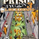 Prison Tycoon 3 Lockdown PC Game Simulation Rated T - Vista - 41582