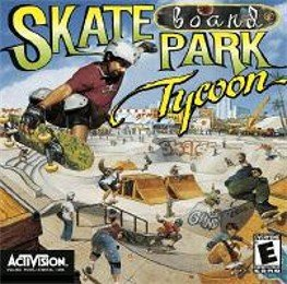 Skateboard Park Tycoon PC Game Simulation Rated E
