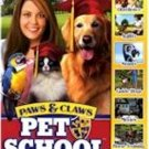 Paws And Claws Pet School PC Game Pet Trainer Simulation Rated E - Vista