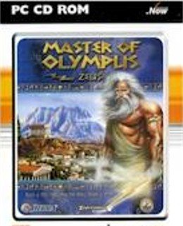 Master Of Olympus Zeus PC-CD Strategy WinXP