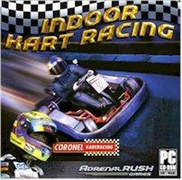 Indoor Kart Racing PC-CD Win XP/Vista - 34914