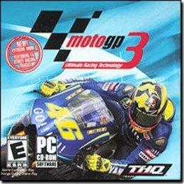 MotoGP 3 PC-CD Motorcycle Racing Win XP -37947