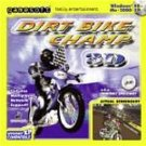 Dirt Bike Champ 3D PC-CD Racing Win XP