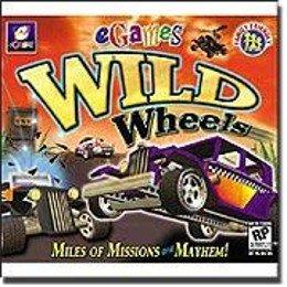 Wild Wheels PC-CD Car Racing Win XP - 37117