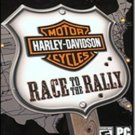 Harley Davidson Race To The Rally PC-CD Motorcycle Racing Win XP - 38942