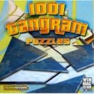 1001 Tangram Puzzles PC-CD Win XP/ Mac