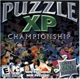 Puzzle XP Championship PC-CD Jigsaw Puzzle Win XP