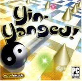 Yin Yanged PC-CD Unique Puzzle Game Win XP