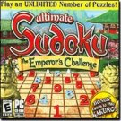 Ultimate Sudoku Emperors Challenge PC-CD Win XP - 42347