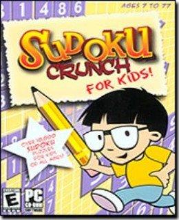 Sudoku Crunch PC-CD Win XP - 37554