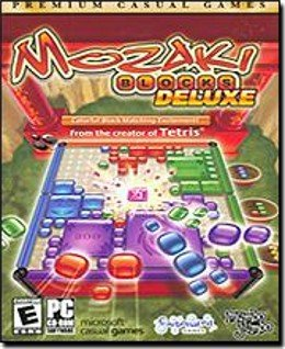 Mozaki Blocks Deluxe PC-CD Puzzle Game Win XP/Vista - 36816