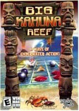 Big Kahuna Reef Hawaii Board Game PC-CD Win XP/ Mac