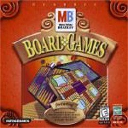Milton Bradley Classic Board Games Collection PC-CD Win XP