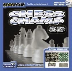 Chess Champ 3D PC-CD Win XP