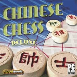 Chinese Chess Deluxe Board Game PC-CD Win XP