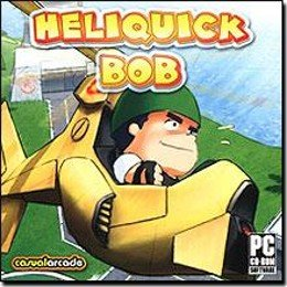 Heliquick Bob Arcade Action PC-CD Win XP/Vista - 35024