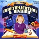 Fun With Multiplication And Division Superstart Math Education Ages 5-8