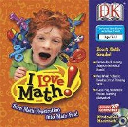 I Love Math Education Ages 7-11