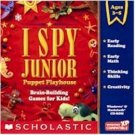 I Spy Junior Puppet Playhouse Early Learning Games Ages 3-5