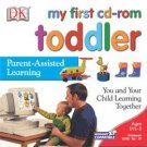 My First CD-ROM Toddler Learning Activities Ages 2-3